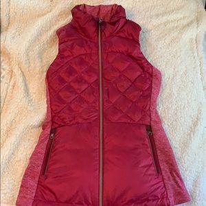 Lululemon Down for a Run vest
